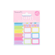 Sticker Book - Shapes - 154st stickers
