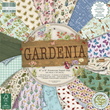 Paper pad - First Edition - Gardenia - 20x20cm - 48st