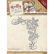 Yvonne Creations Die - Holly Jolly - Christmas Decoration