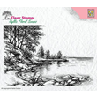 Clearstamps - Idyllic floral Waters edge